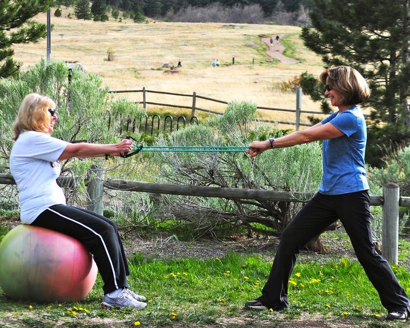 Fitball & Xrtube Training